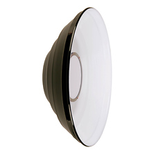 PL22RW 22 In. Glamour Reflector With White Interior Image 0