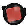 Red / Macro Combo Filter for GoPro HERO3+ Waterproof Housing