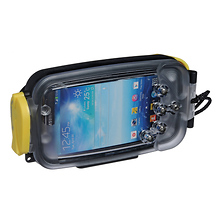 Underwater Housing for Samsung Galaxy S4 (Black/Yellow) Image 0