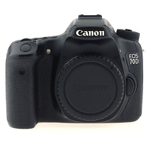 EOS 70D DSLR Digital Camera Body - Pre-Owned Image 0