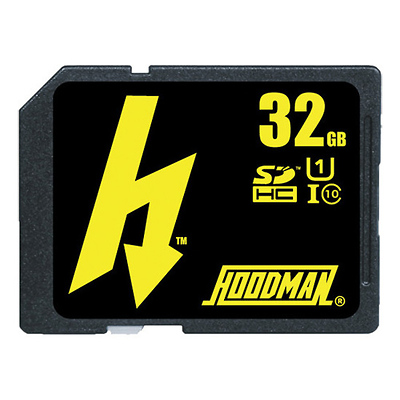 32GB Class 10 H Line UHS-1 SDHC Memory Card Image 0