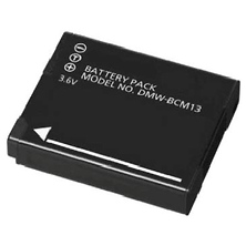 DMW-BCM13E Lithium-Ion Battery Image 0