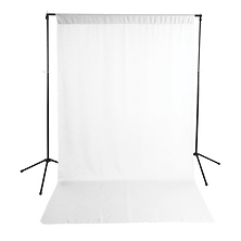 Economy Background Support Stand with White Backdrop Image 0