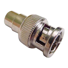 BNC Male to RCA Female Adapter 75 Ohm Version Image 0