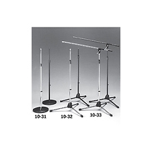 Microphone Stand (Black) Image 0