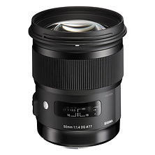 50mm f/1.4 DG HSM Art Lens for Sony E Image 0