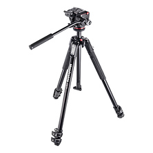 190X3 Three Section Tripod with MHXPRO-2W Fluid Head Image 0