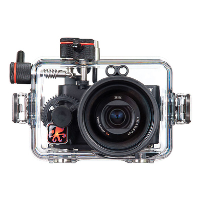 Underwater Housing for Sony Cyber-shot RX100 III Digital Camera Image 0