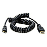 Full HDMI to Mini HDMI Coiled Cable (19.7-25.6
