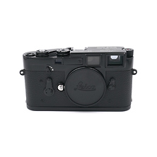 M3 Film Camera Body Black Repaint - Pre-Owned Image 0