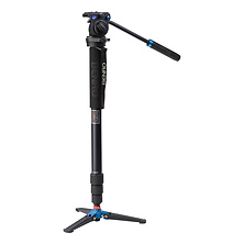 Series 3 Aluminum Monopod with S2 Video Head Image 0