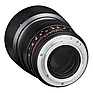 85mm T1.5 Cine DS Lens for Canon EF Mount Thumbnail 4