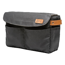 The Roma Camera Insert and Bag Organizer (Black) Image 0