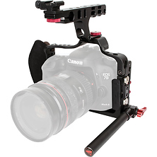Armor II Camera Cage for Canon 7D Mark II Camera Image 0