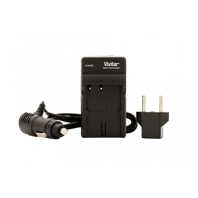 1 Hour Rapid Charger for Nikon EN-EL19 & Casio NP120 Batteries Image 0