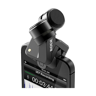 iXY Stereo Microphone (Lightning Connector) Image 0