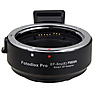 Canon EF Lens to Sony E-Mount Camera Pro Fusion Smart AF Adapter