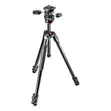 MK290XTA3-3WUS 290 Xtra Aluminum Tripod with 804 3-Way Pan/Tilt Head Image 0