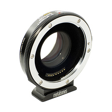 T Speed Booster Ultra 0.71x Adapter for Canon Full-Frame EF Mount Lens to Micro Four Thirds Mount Camera Image 0