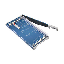 Professional Guillotine Lever Style Paper Cutter (18 In.) Image 0