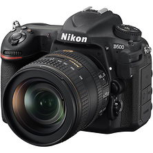 D500 Digital SLR Camera with 16-80mm Lens Image 0