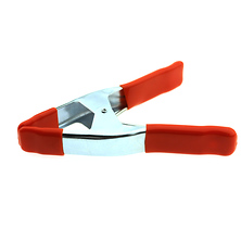 3 In. A Clamp with Plastic Tips Image 0