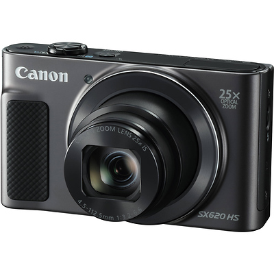 PowerShot SX620 HS Digital Camera (Black) Image 0