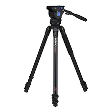 BV4H Video Head & A373F Series 3 Tripod Legs Kit (Aluminum) Image 0
