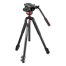 502 Head with 055 ALU Tripod Video Kit Image 0