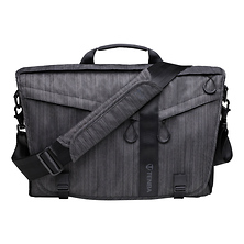 DNA 15 Slim Messenger Bag (Graphite) Image 0