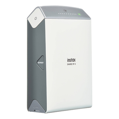 instax SHARE Smartphone Printer SP-2 (Silver) Image 0