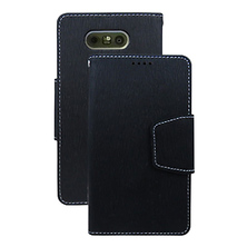 Wallet Case for LG G5 (Wing Skull) Image 0
