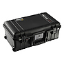1535AirWD Wheeled Carry-On Case (Black, with Dividers) Thumbnail 1