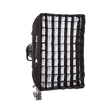 Heat-Resistant Rectangular Softbox with Grid (16 x 24 In.) Image 0