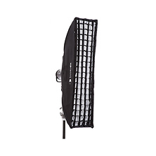Heat-Resistant Strip Softbox with Grid (12 x 48 In.) Image 0