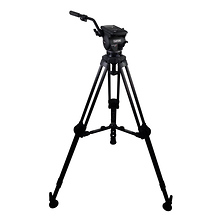 Focus 12 Fluid Head with L506 Tripod Legs Mid-Spreader (100mm) Image 0