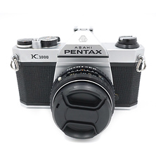 K1000 w/50mm F/2 Film Camera Kit - Pre-Owned Image 0