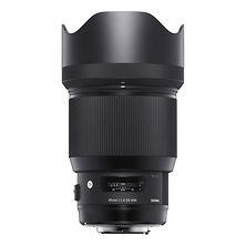 85mm f1.4 DG HSM Art Lens for Canon Image 0