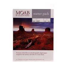 Starter Pack - 10 Sheets (8.5 x 11) Image 0