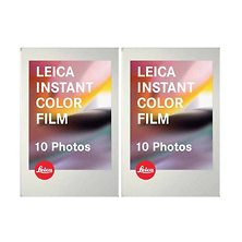 Sofort Color Instant Film Double Pack (20 Exposures) Image 0