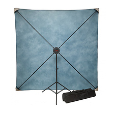 PXB Portable X-frame Background System - 8x8ft. (Fabrics Not Included) Image 0