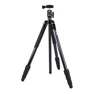 Lite CF-422 Carbon Fiber Tripod with Removable LED Flashlight Image 0