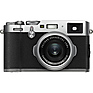 X100F Digital Camera - Silver (Open Box)
