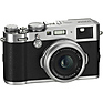X100F Digital Camera - Silver (Open Box) Thumbnail 1