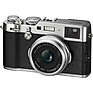 X100F Digital Camera - Silver (Open Box) Thumbnail 2