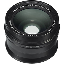 WCL-X100 II Wide Conversion Lens (Black) Image 0
