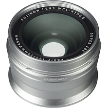 WCL-X100 II Wide Conversion Lens (Silver) Image 0