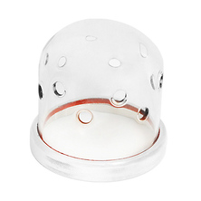 Pyrex Protective Cover for XB Prime Flash Heads (Clear) Image 0