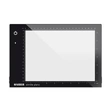 Slimlite Plano 5000K Battery and AC Lightbox (8x11 In.) Image 0