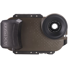 AxisGO Water Housing for iPhone 7 or 8 (Tactical Green) Image 0